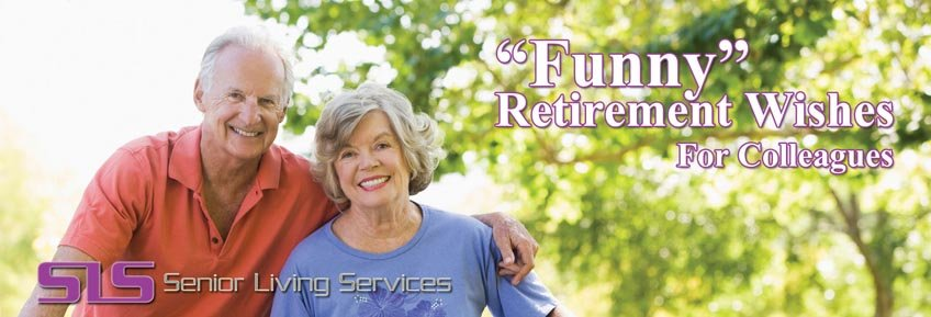 funny retirement wishes for