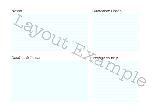 Order Books by SLS Creative