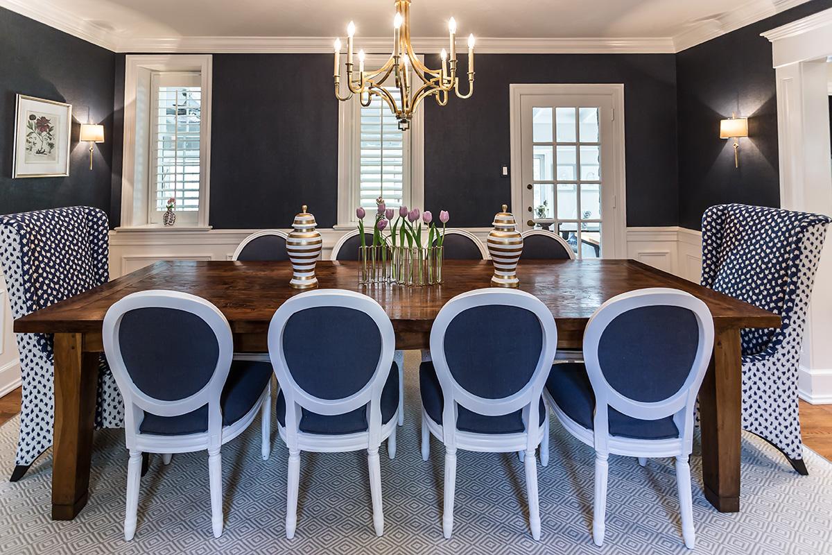 St Davids - Dining Room