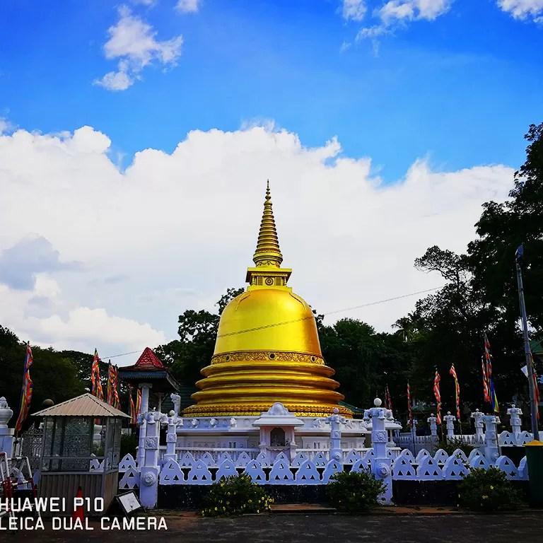 cave temple srilanka