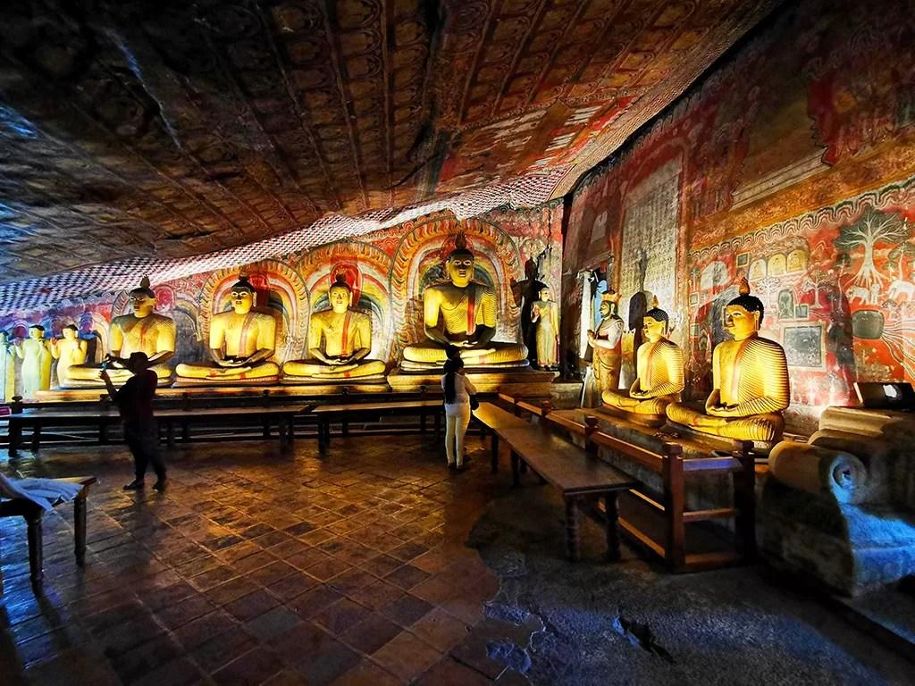 royal cave temple