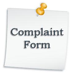 ComplaintForm