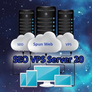 SEO VPS Server 20