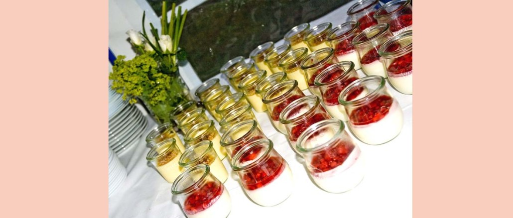 Weselny catering
