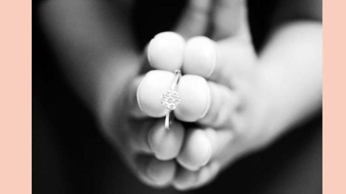 minimalistyczne pierścionki zaręczynowe