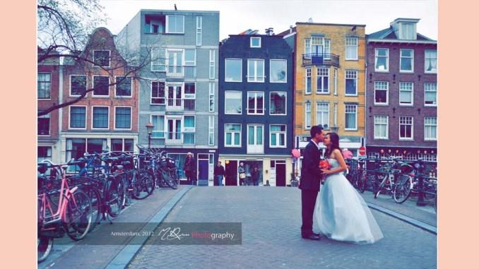 ślub w Amsterdamie