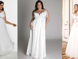 suknia ślubna Empire
