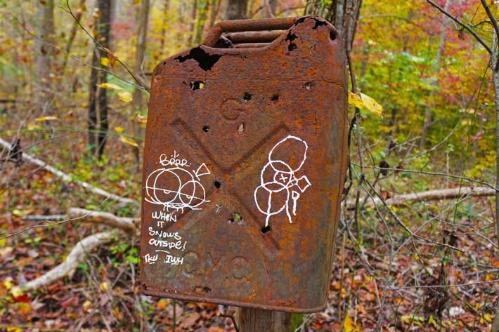 Slucherville Season 2 Jefferson Memorial Forest - Scott's Gap
