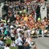 The Lords Mayor Parade/Carnival brought out the crowds yesterday in sun soaked Belfast.
