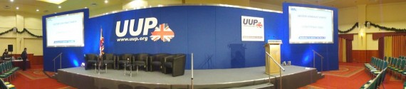 UUP conference panorama