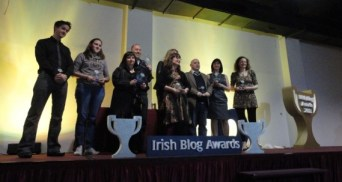Irish Blog Awards 2011 winners