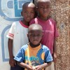 Children at Henri Christophe Park4430
