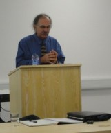 Tony Novosel speaking at 2011 PUP conference