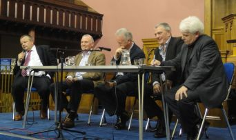 panel discussion on Where is the Protestant community today