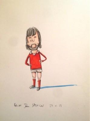 George Best - Brian John Spencer