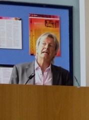 Paul Tweed podium