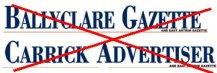 ballyclare gazette carrick advertiser