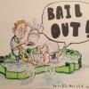Enda Kenny cartoon, Brian John Spencer