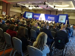 UUP2014 audience from the back