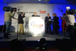 peter robinson dup after media
