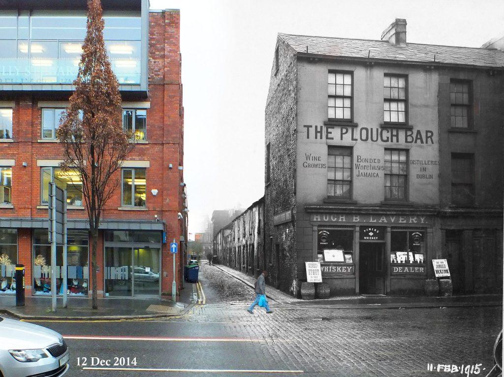 Market Street / May Street junction, Belfast