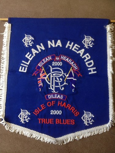 Glasgow Rangers pennant