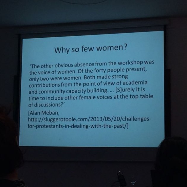 ImagineBelfast15 Gender Dealing with the Past 13