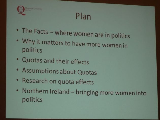 Yvonne Galligan Gender Quotas in Politics 02