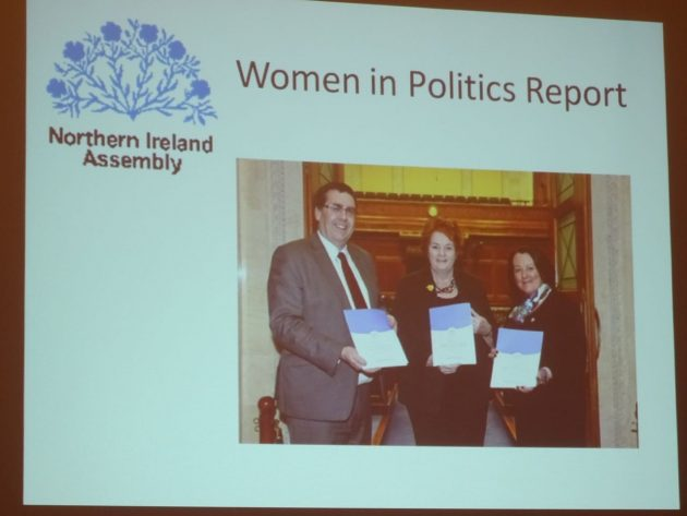 Yvonne Galligan Gender Quotas in Politics 25