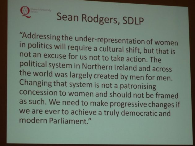 Yvonne Galligan Gender Quotas in Politics 32