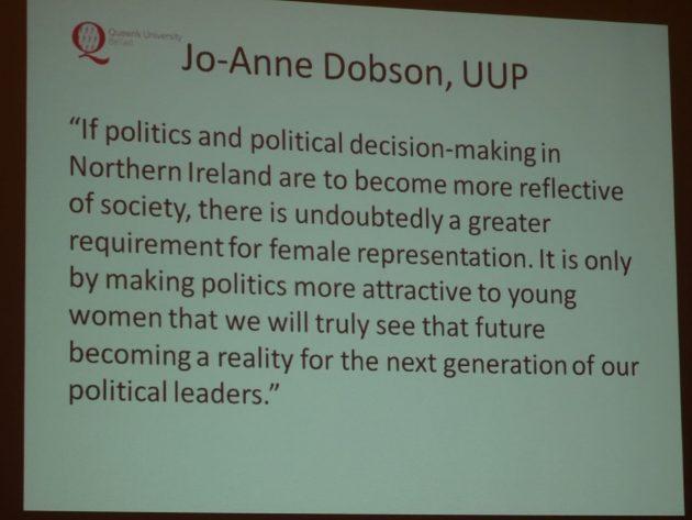 Yvonne Galligan Gender Quotas in Politics 33