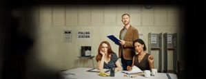 The Vote More4 Donmar Warehouse