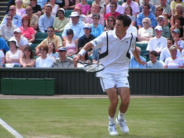 Remember when this guy was the future of British tennis?