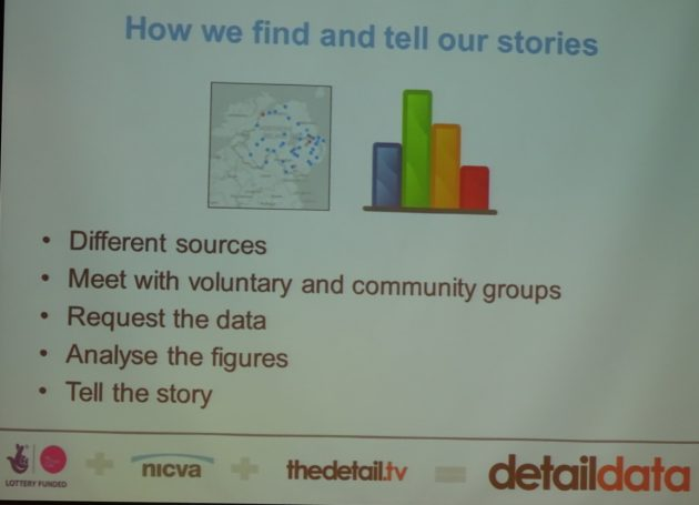 How we find and tell stories