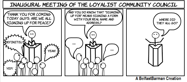 Loyalist Community Council