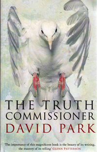 The Truth Commissioner bookcover