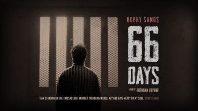 Bobby Sands 66 Days poster