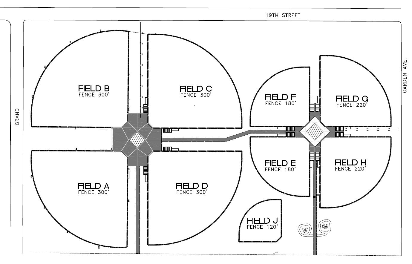 hight resolution of wool bowl site master plan 2005