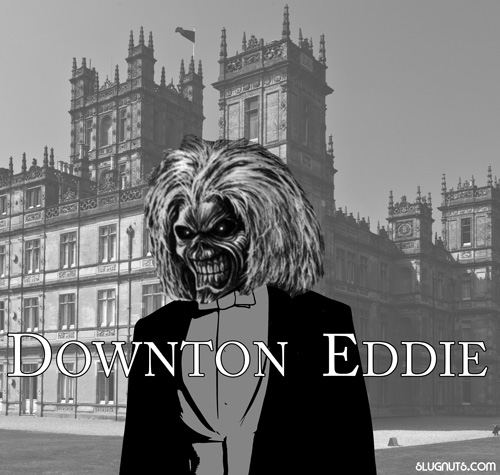 Downton Eddie