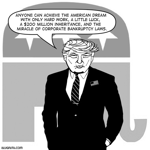 Trumps Bootstraps