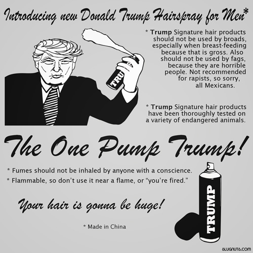 One Pump Trump