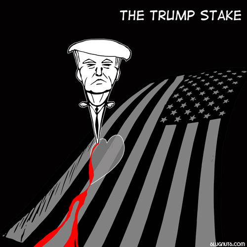The Trump Stake