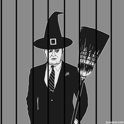 Paul Manafort is a Witch