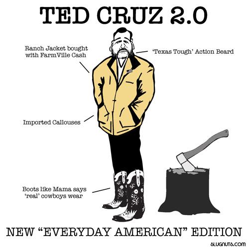 Ted Cruz 2.0