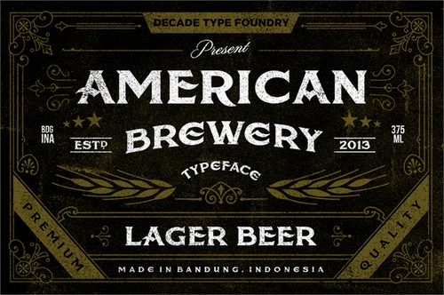 american brewery rough