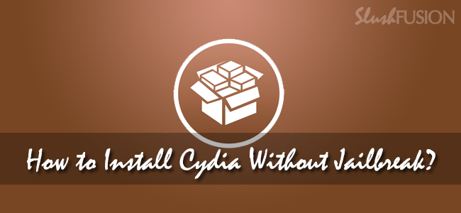 install cydia without jailbreak
