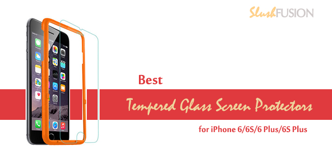 best iphone tempered glass screen protectors