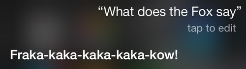 funny questions to ask siri