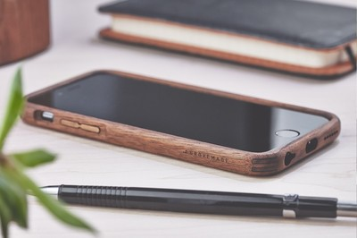 tech&life hybrid wooden case