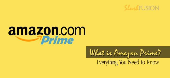 what is amazon prime